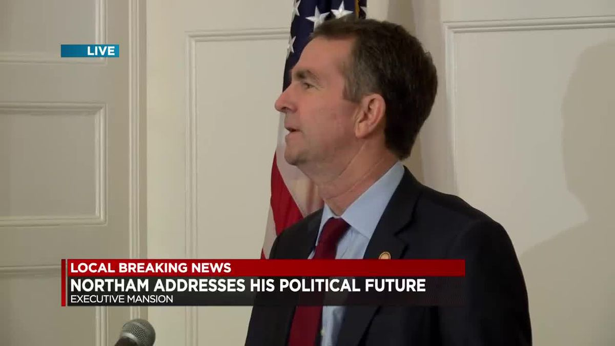 Gov. Northam says it's not him in racist photo, will not ...