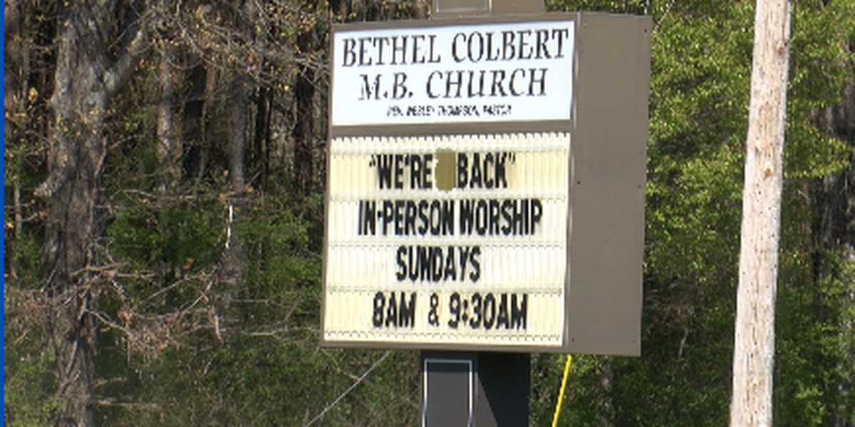 The doors of the church are now open: Local churches preparing for Easter services with safety precautions