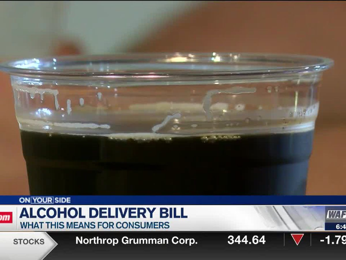Alcohol e-commerce business answers common questions on home delivery bill