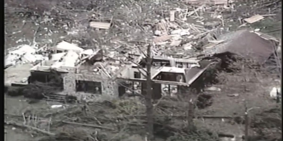 Survivors share stories from 1989 Airport Road tornado