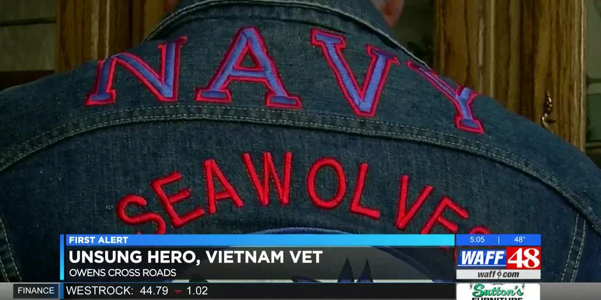 Unsung hero, Vietnam vet discusses unknown elite veterans group