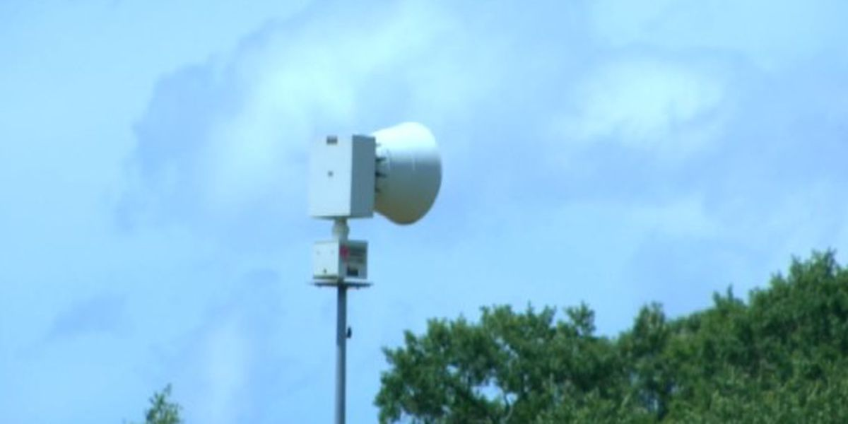Storm siren in Madison temporarily out