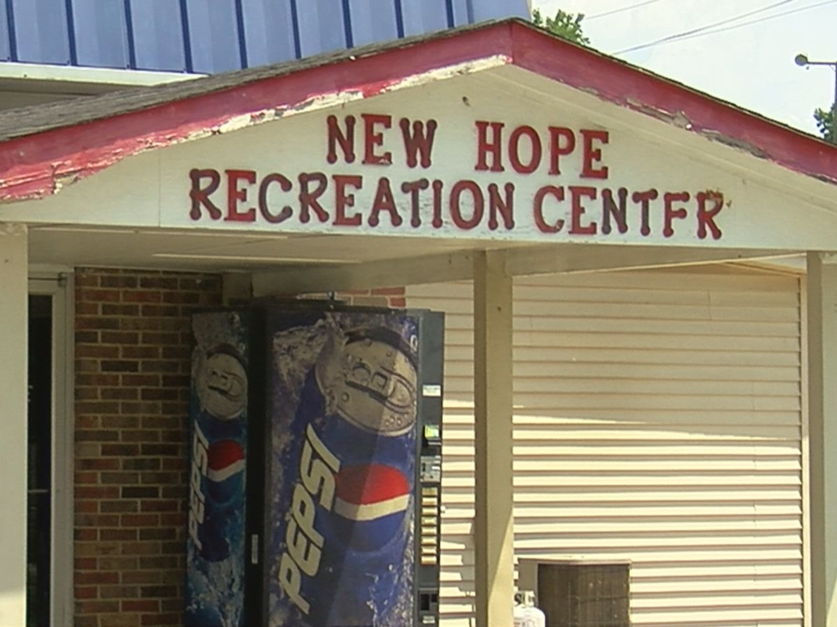 Million-dollar upgrades at New Hope Recreation Center