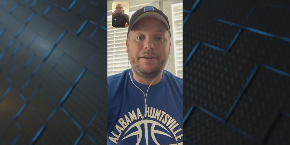 UAH coach talks coronavirus diagnosis
