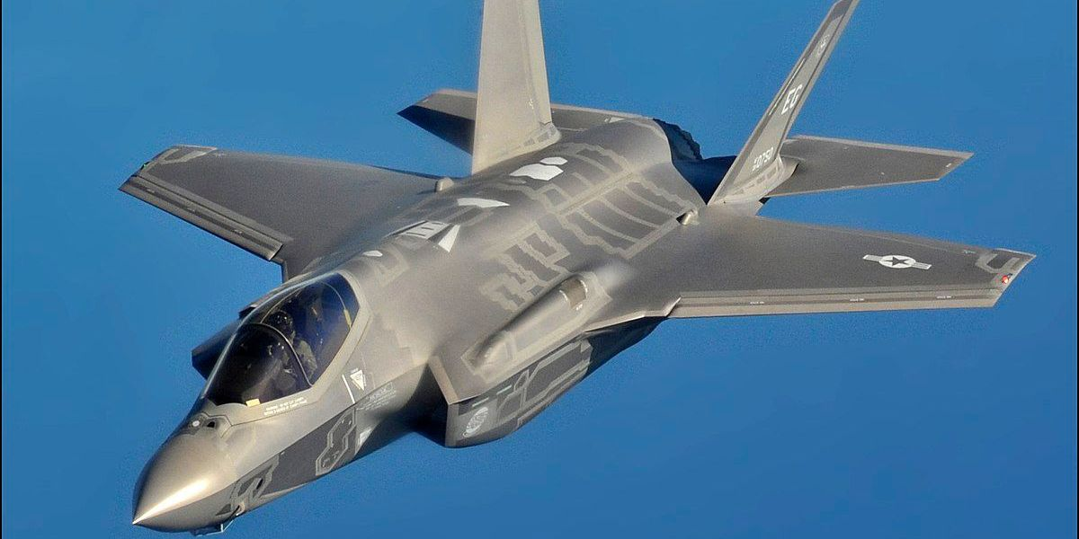 Air Force selectsMontgomery for new F-35 fighter jet program