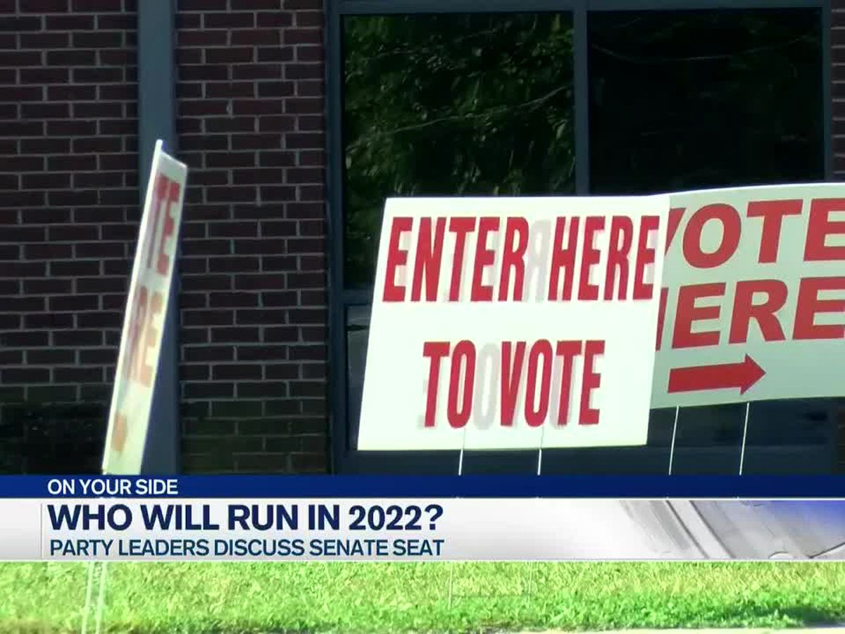 Republican and Democrat state party leaders look ahead to 2022 Senate race
