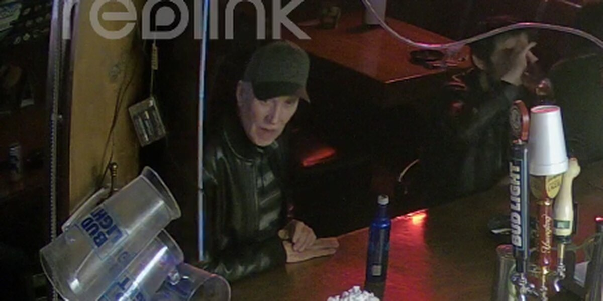 Crime Stoppers: Man steals phone during Huntsville bar altercation