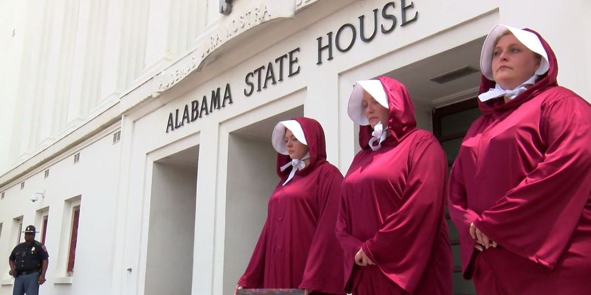Legal battle ahead for Alabama abortion law