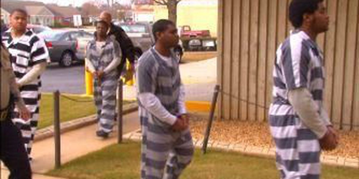 Four charged for Decatur murders during crime spree plead not guilty