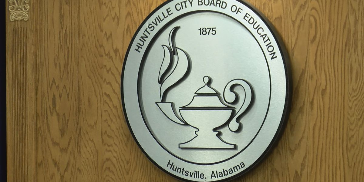 Huntsville City Schools names finalists for chief financial officer position