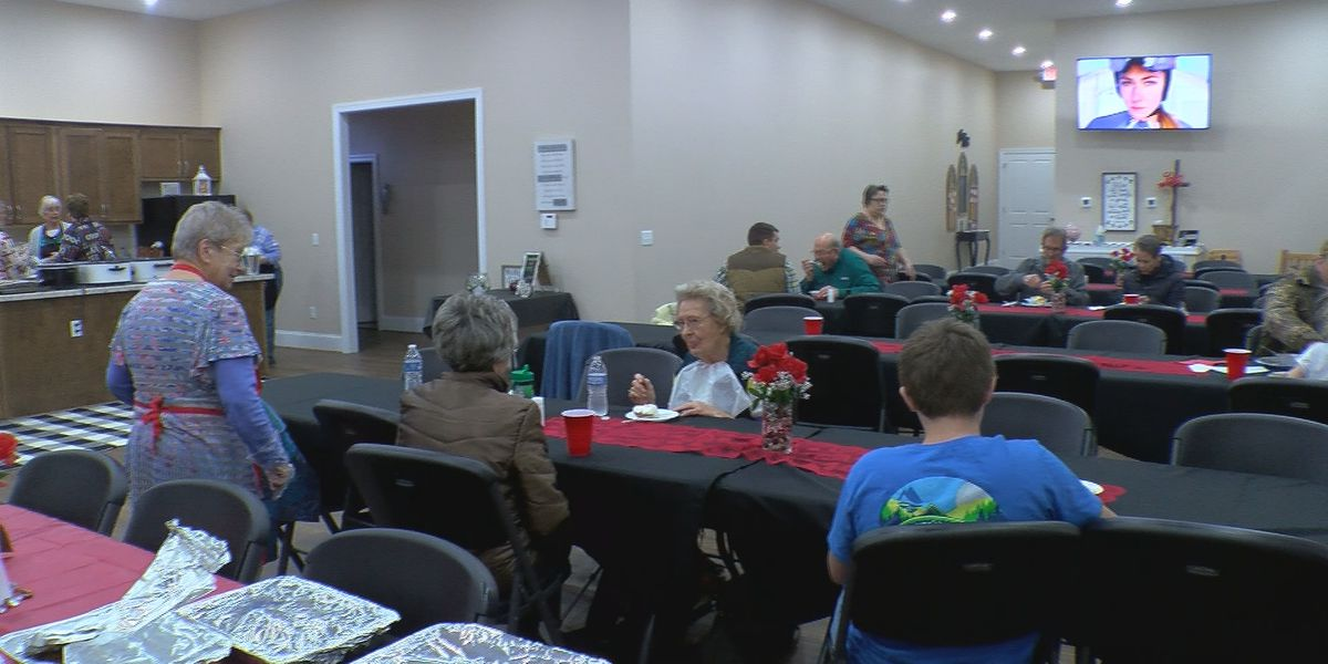 Church host spaghetti dinner benefit for Brindlee Mountain Primary School