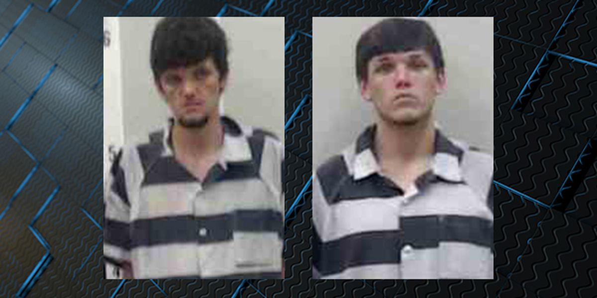 2 accused of burning vehicles while stealing gas at DeKalb County tire store