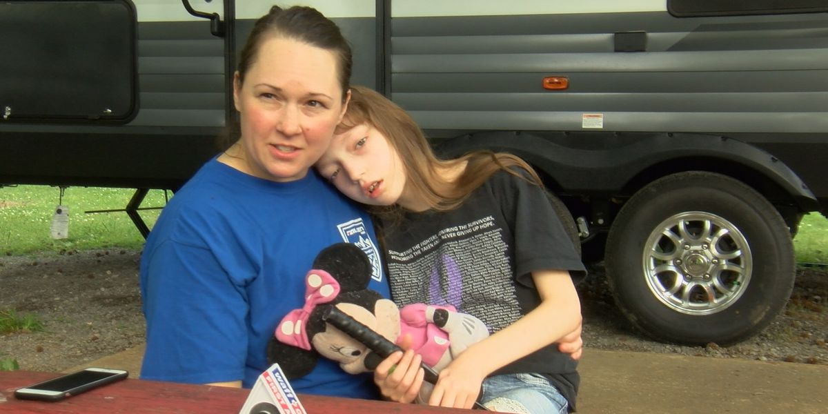 Madison woman says medical marijuana bill would help her daughter