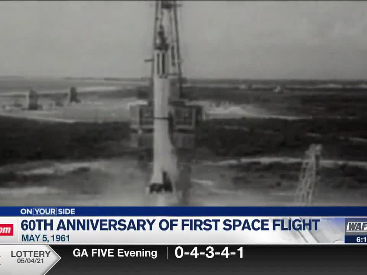 U.S. Space & Rocket Center celebrates 60 years of space exploration