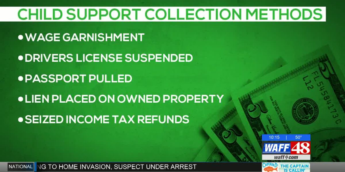 Cash or consequences: The fight over unpaid child support