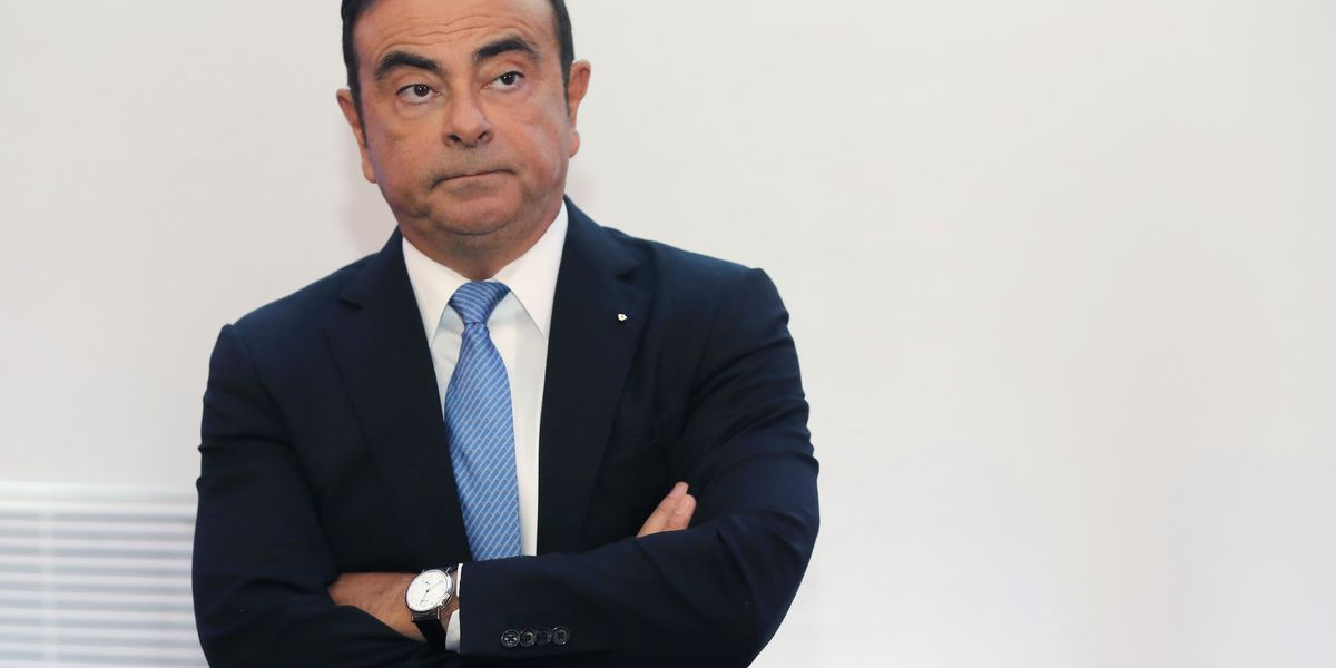 The Latest: Renault board to meet after Ghosn arrest