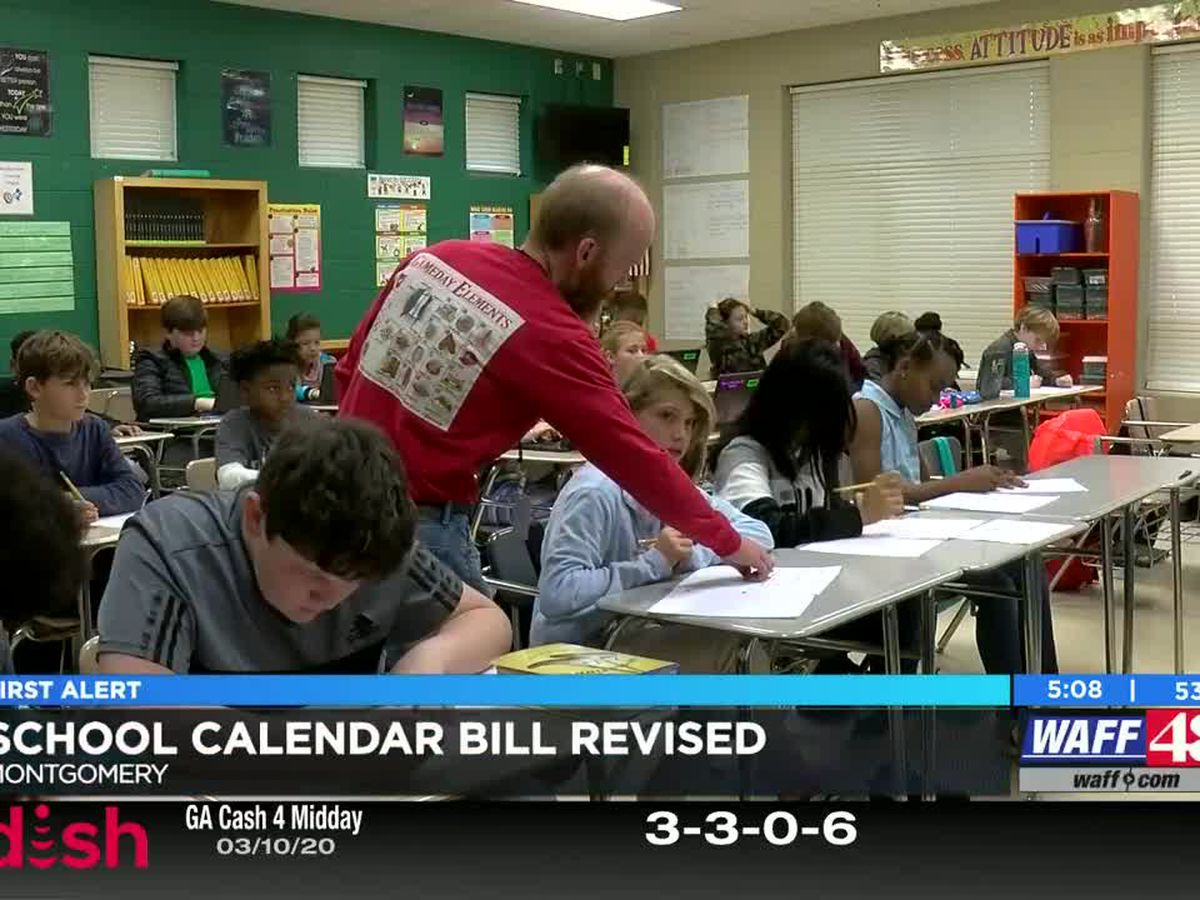 Proposed school calendar changes stirring up debate across Alabama