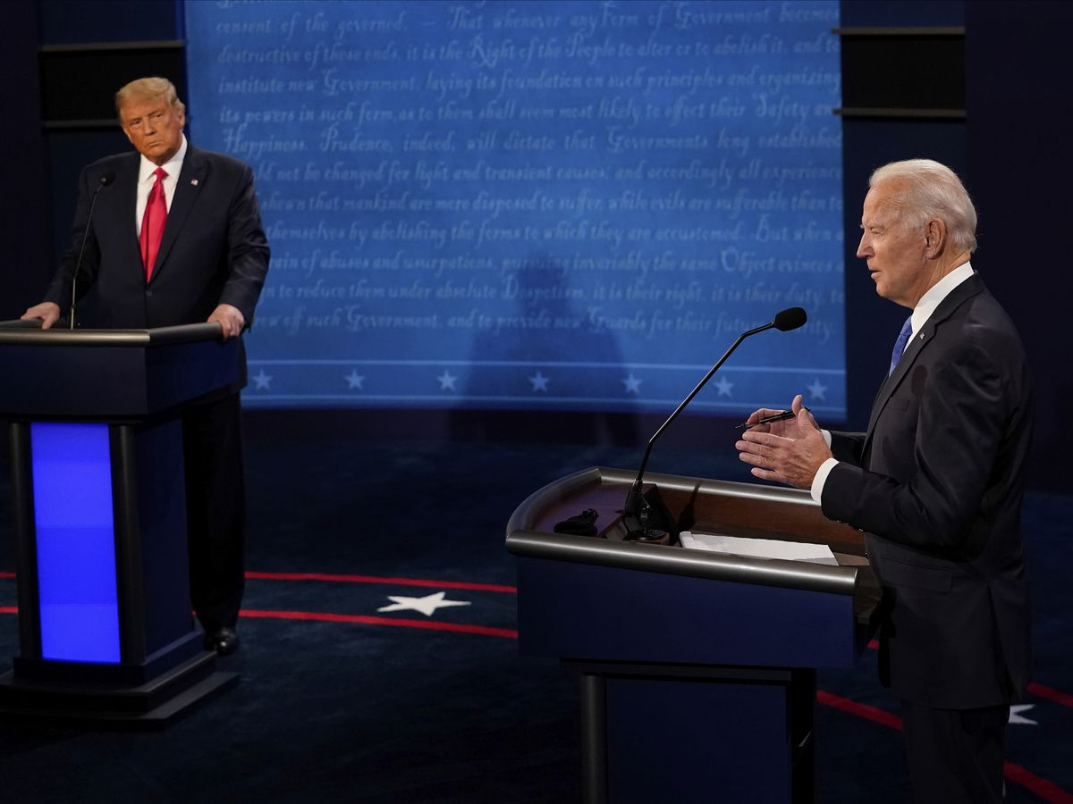 Trump, Biden frame closing appeals for sprint to election