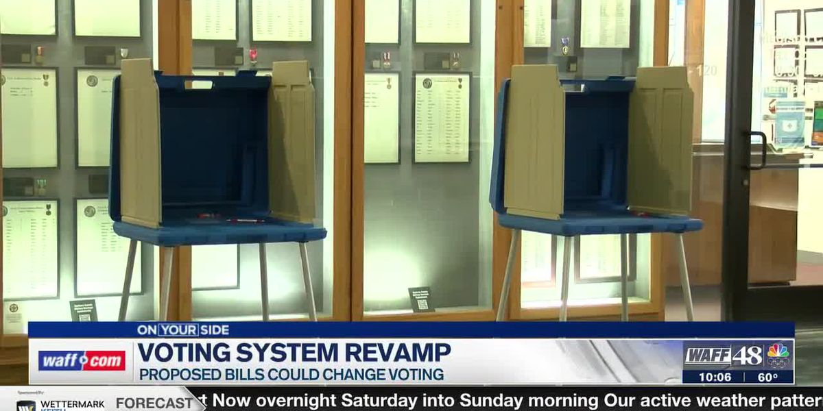 NAACP and others weigh in on voting bills on the table