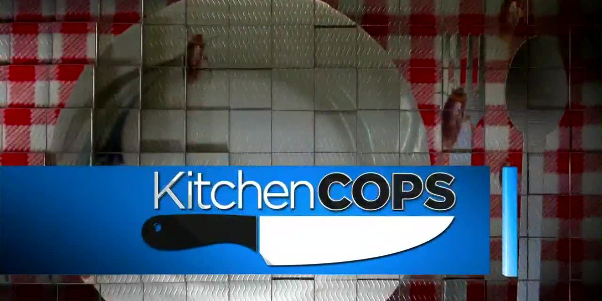 Kitchen Cops - Roaches in a Dairy Queen and hot water issues at a local jail