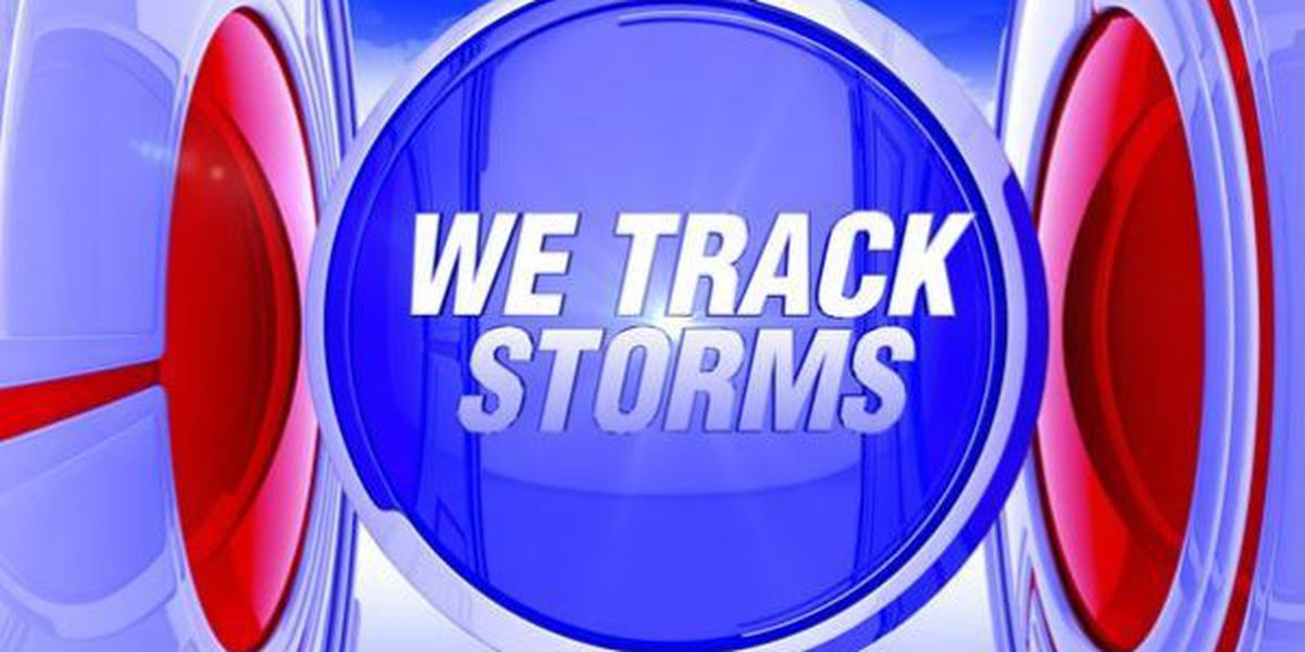 Stay weather aware with the First Alert Storm Trackers