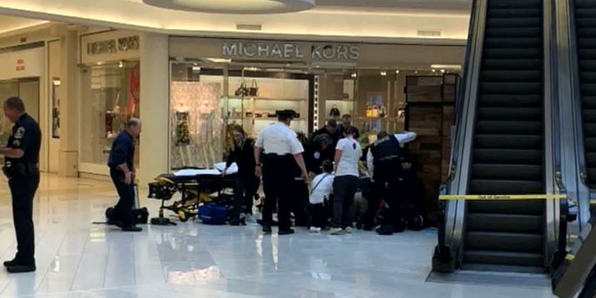 Boy thrown over balcony at Mall of America showing signs of recovery