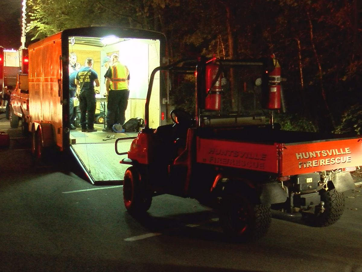 4 hikers rescued after getting lost on Monte Sano