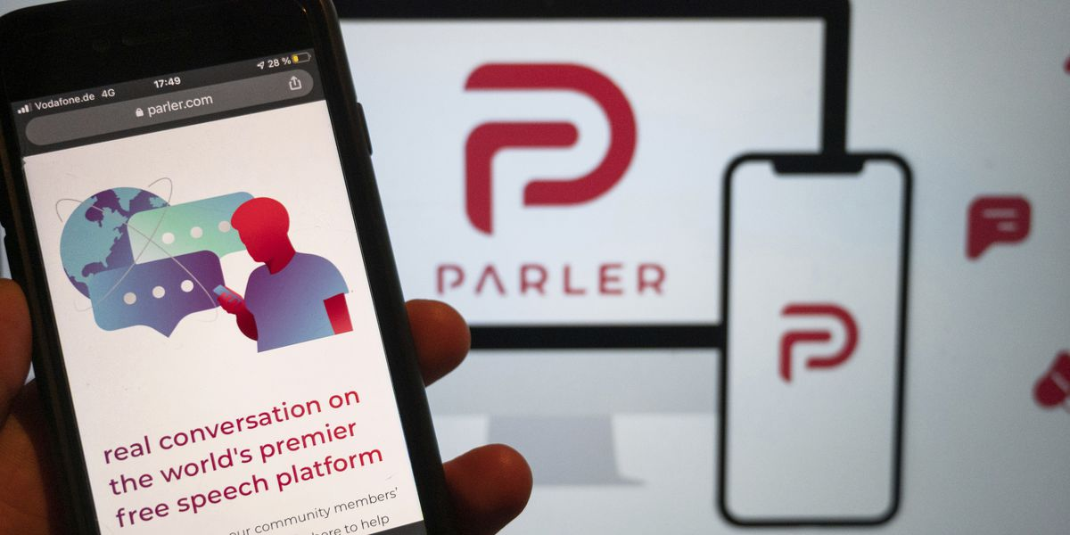 Apple signals return of right-wing 'free speech' app Parler