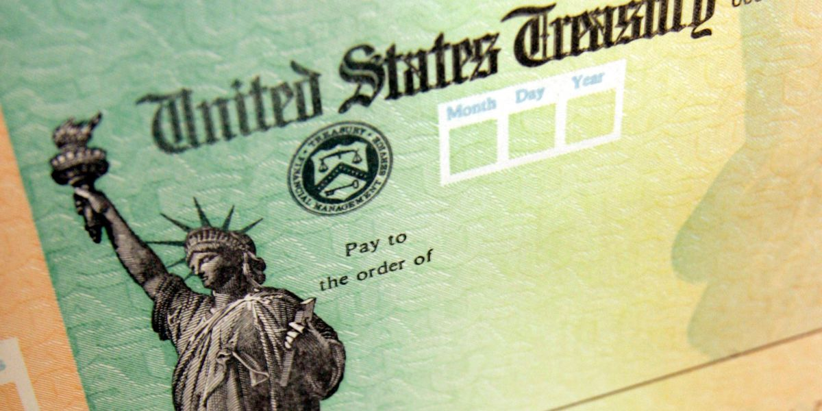Survey: Americans are saving their stimulus checks