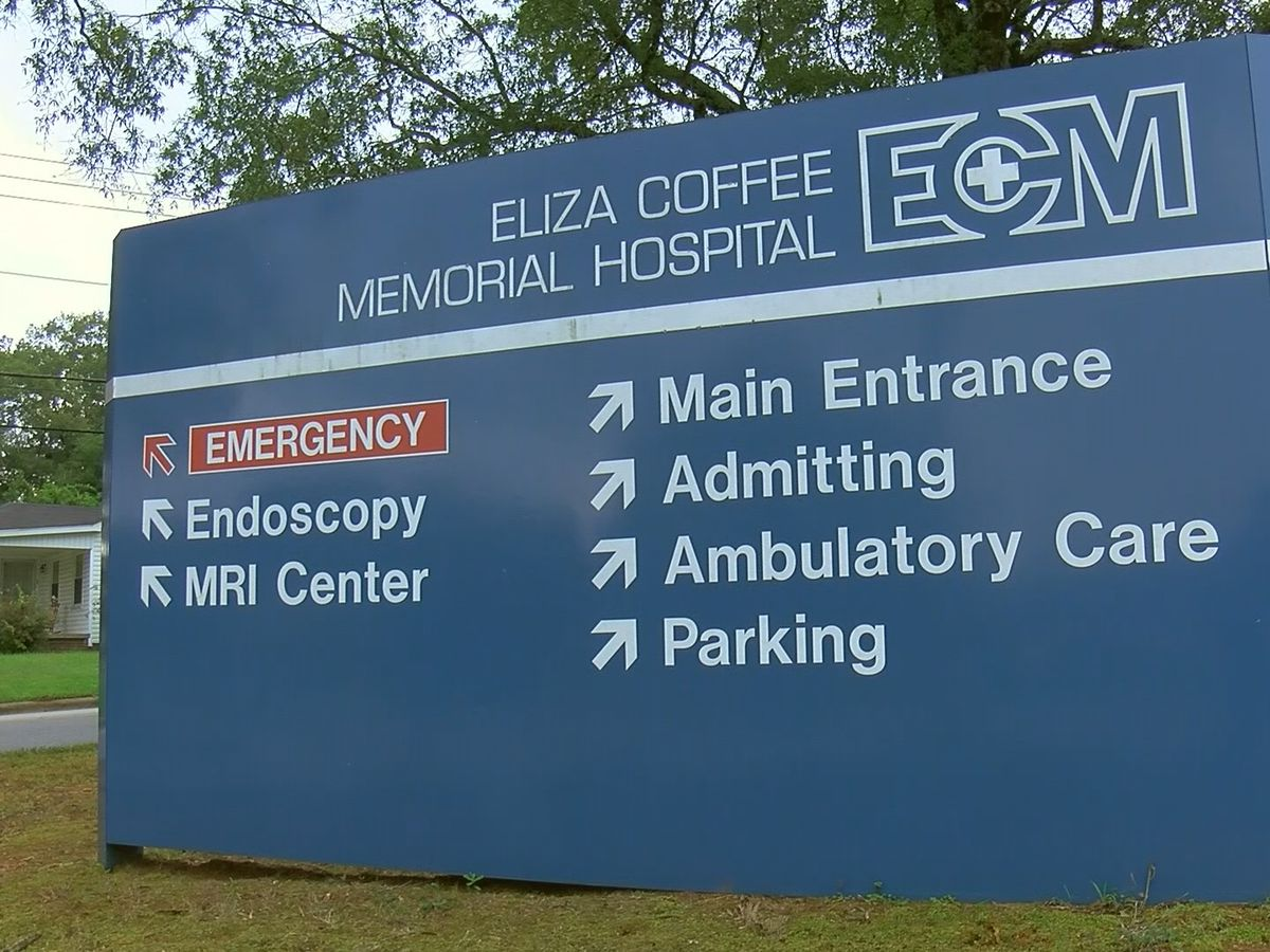 Eliza Coffee Memorial Hospital to be demolished; property to be donated