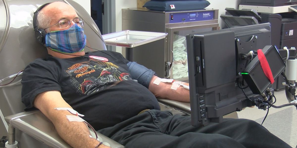 Tennessee Valley blood donations increase on Memorial Day