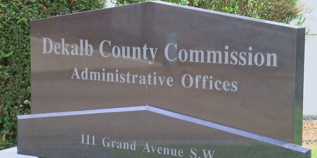 DeKalb County Commission urges residents to wear masks, reduces city office hours