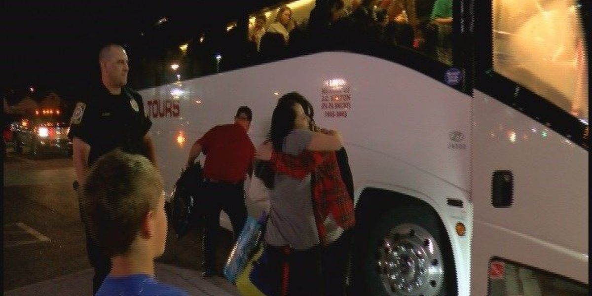 Albertville students witness Nashville mall shooting during field trip