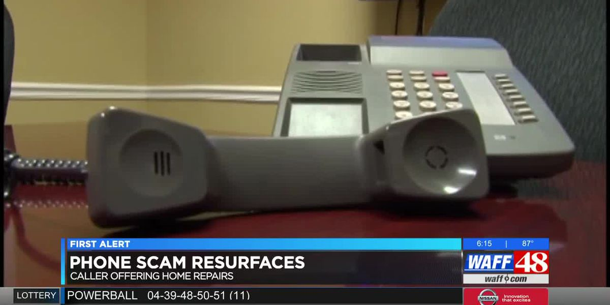 Phone scam resurfaces