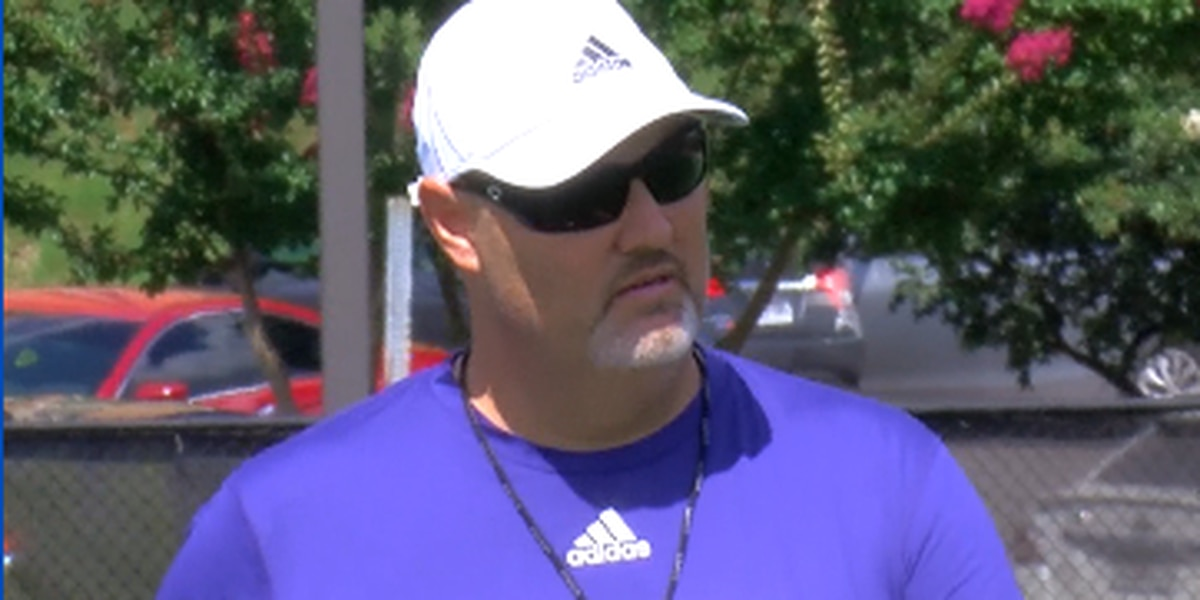 UNA head coach battled COVID-19 in June