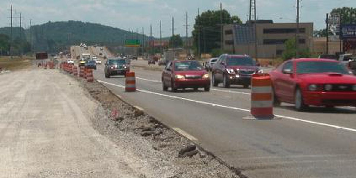 Morning Headlines: Traffic will shift to service roads at sections of S. Memorial Parkway