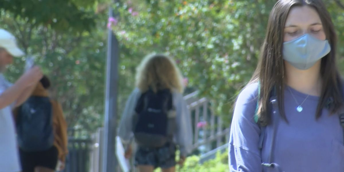 North Alabama colleges and universities go to online learning after Thanksgiving