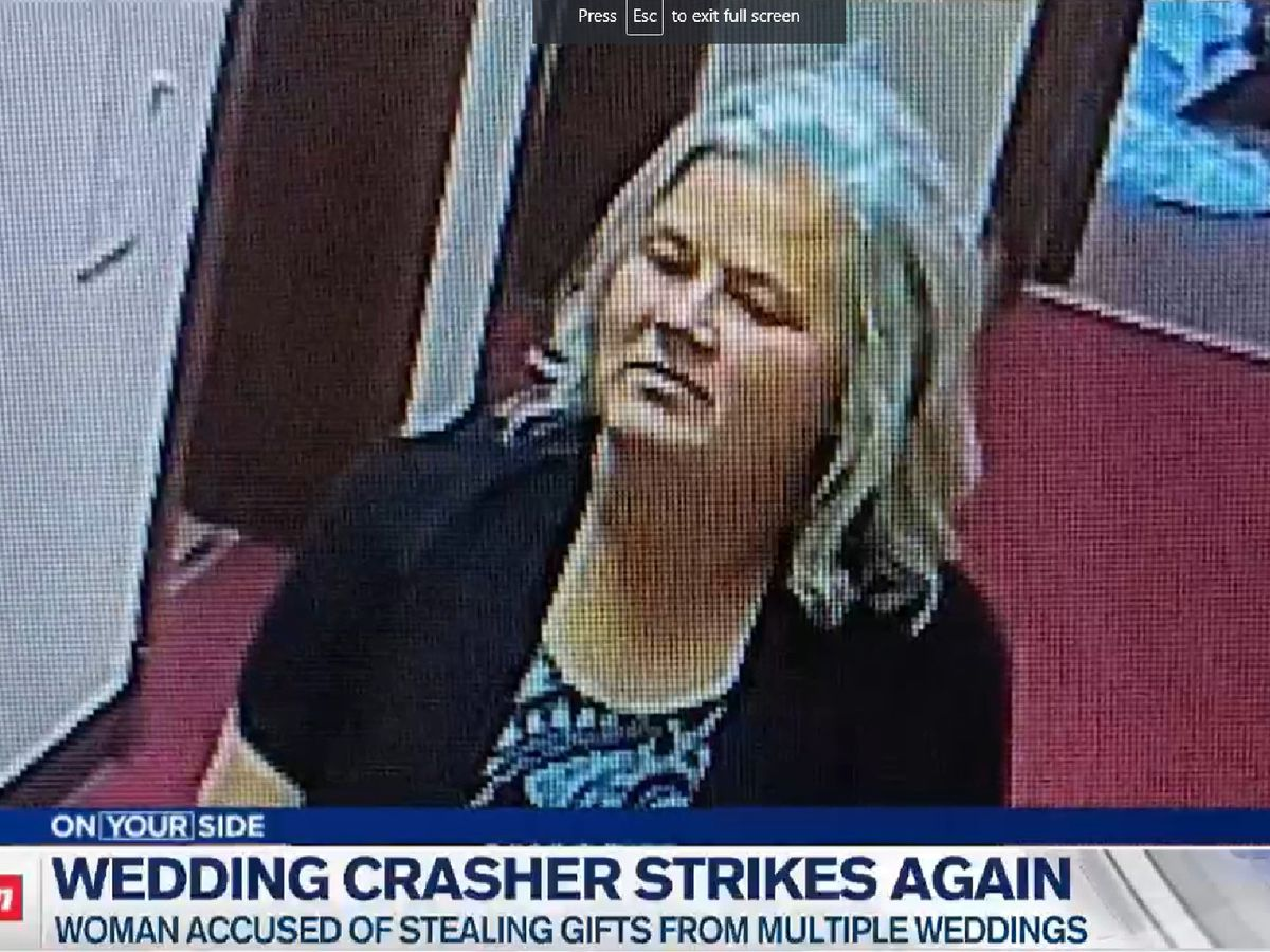 Southeast wedding crasher strikes again before Florence trial begins Monday