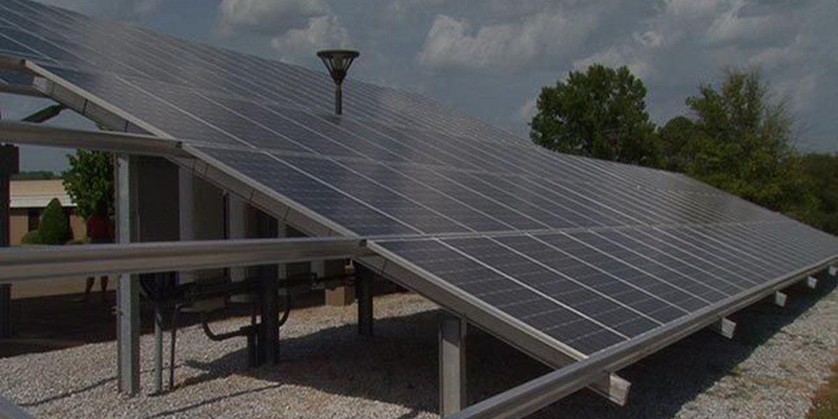 Huntsville company adds new solar facility