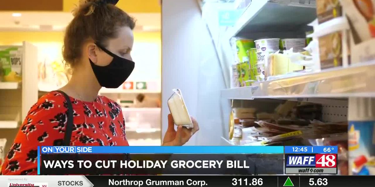 Financial Friday: Ways to cut your grocery bill this holiday season