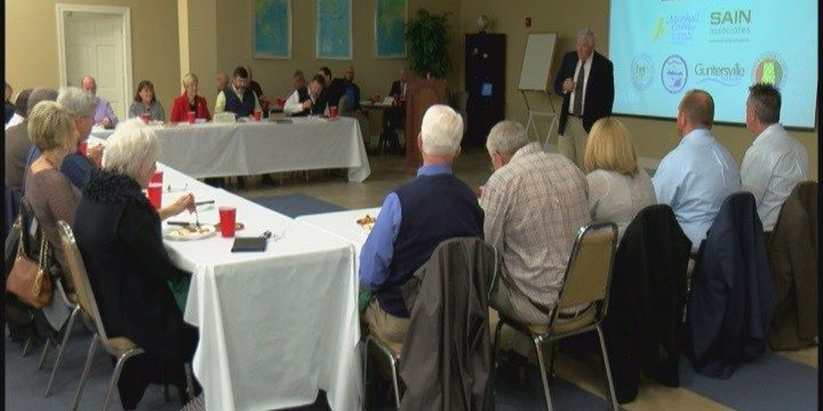 Marshall Co. leaders discuss $250K traffic study for Highway 431