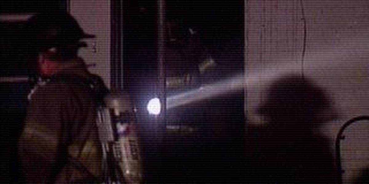 House heavily damaged in overnight fire