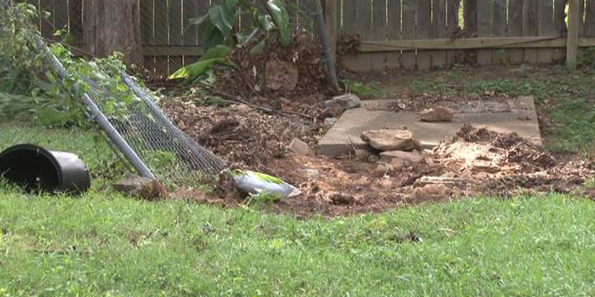 South Huntsville residents say drainage system to blame for flooding issues