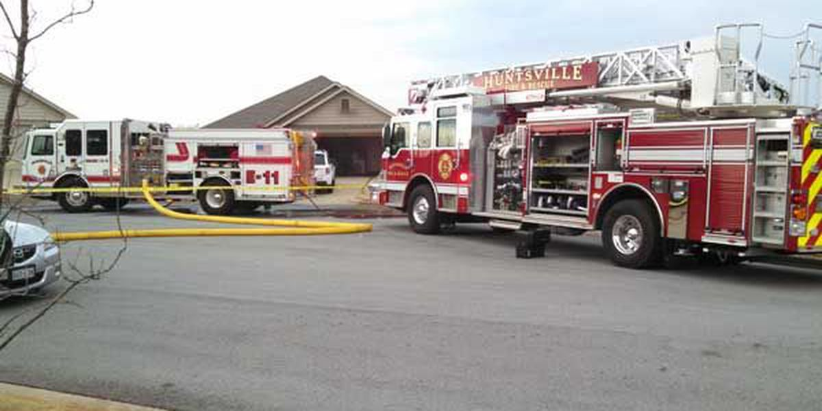 New at 10: One Huntsville community could soon be without a fire station
