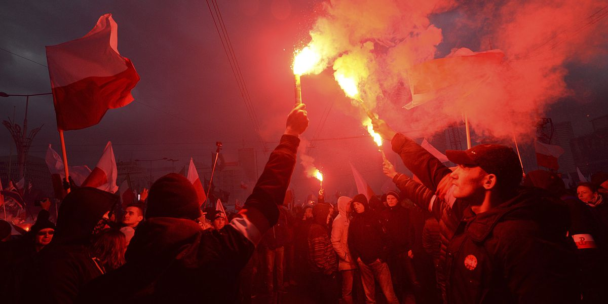 Warsaw court nixes city ban on far-right Independence march