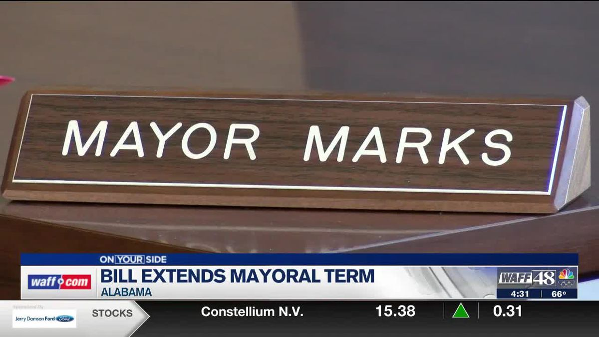 Most Alabama Mayors, Councilmembers will serve an extra year this term