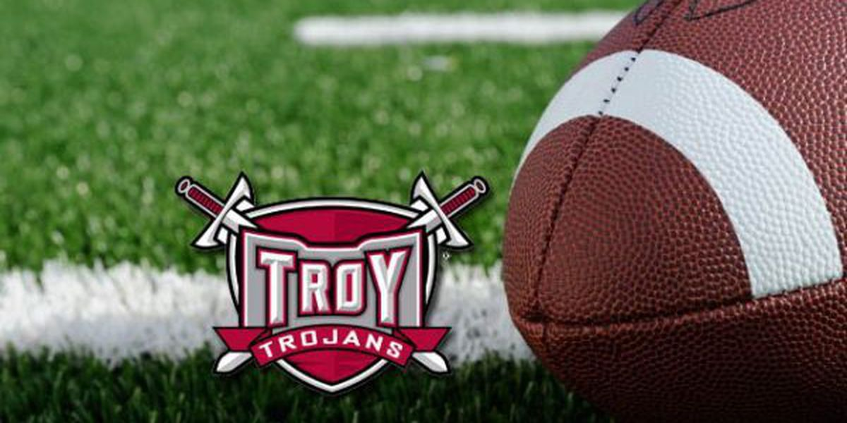 Troy University 2015 signing class