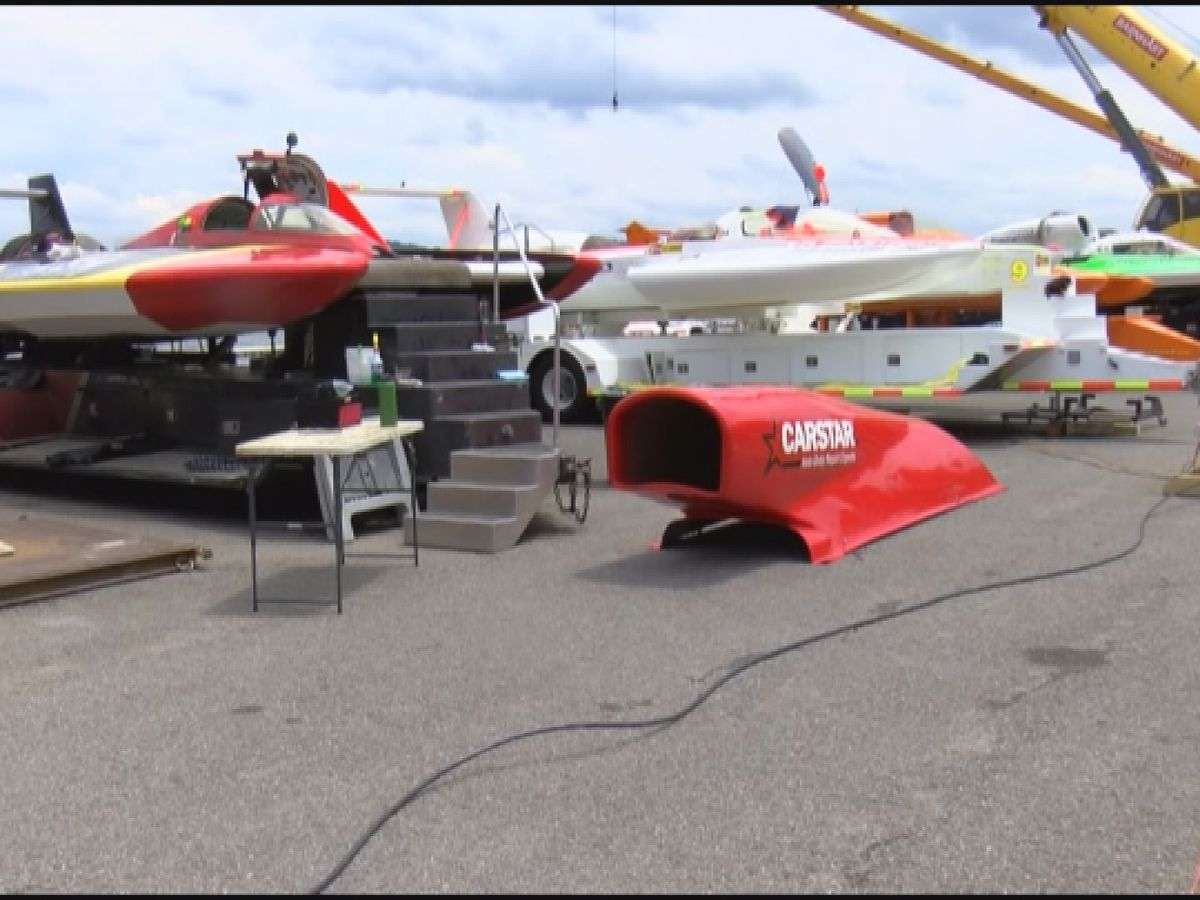 HydroFest at Lake Guntersville needs volunteers