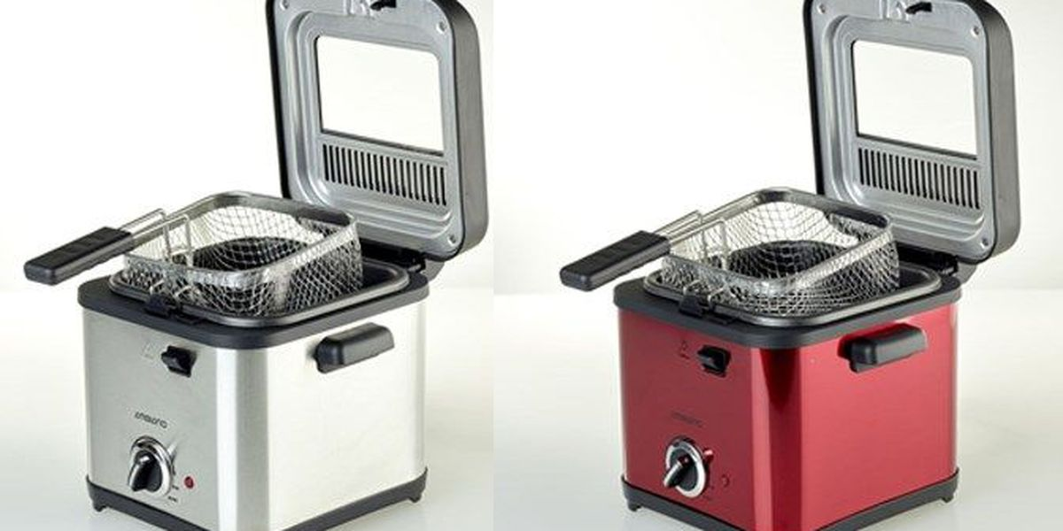 ALDI recalls deep fryers due to fire, burn hazards