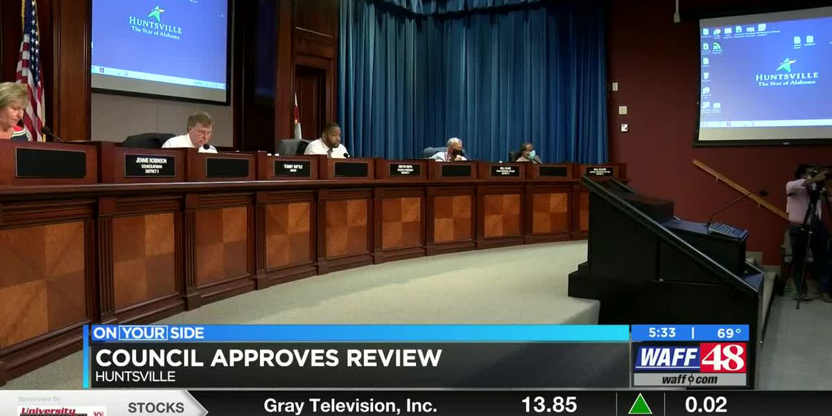 City Council approves resolution to review the actions of officers at protest on June 3